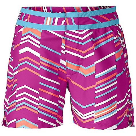 photo: The North Face Senessa Printed Water Shorts active short