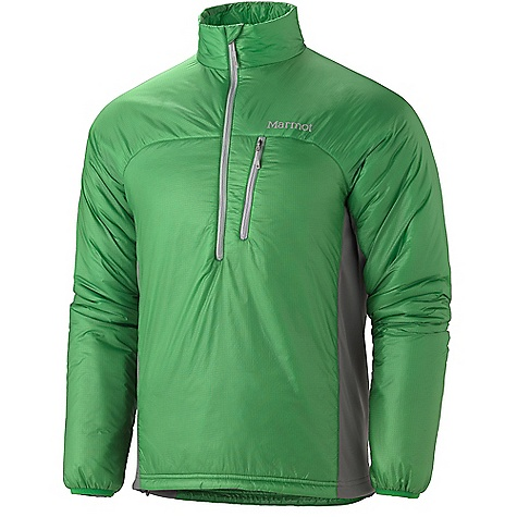 photo: Marmot Baffin 1-2 Zip synthetic insulated jacket