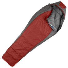 photo: The North Face Men's Orion 3-season synthetic sleeping bag