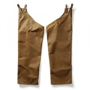photo: Filson Single Tin Chaps waterproof pant