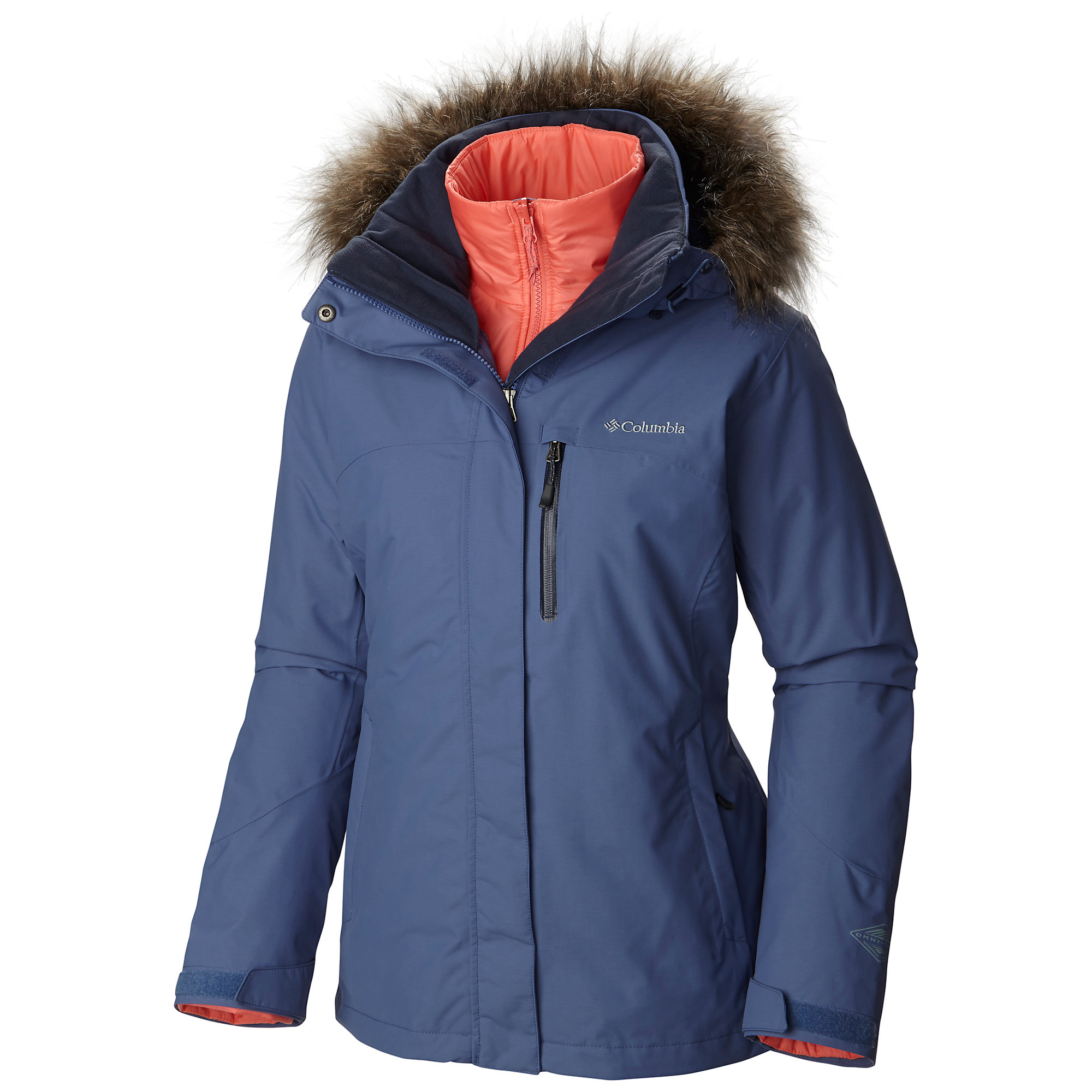 Columbia Lhotse Interchange Jacket