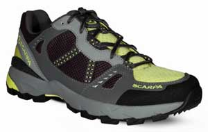 photo: Scarpa Pursuit trail running shoe