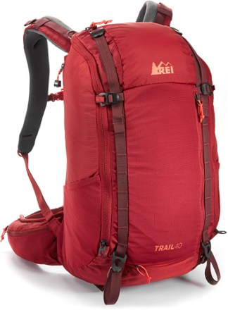 photo: REI Trail 40 overnight pack (2,000 - 2,999 cu in)