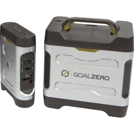photo: Goal Zero Ranger 350 Adventure Kit power storage