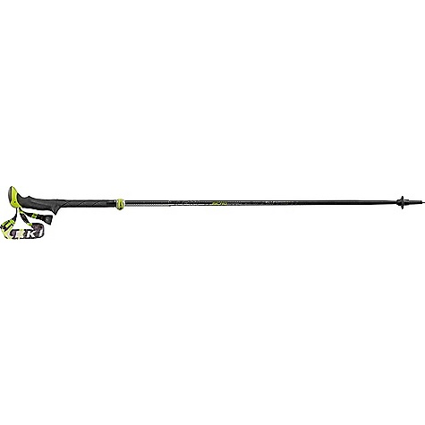 photo: Leki Micro Vario Titanium trekking pole