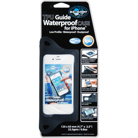 Sea to Summit TPU Guide Waterproof Case for iPhone