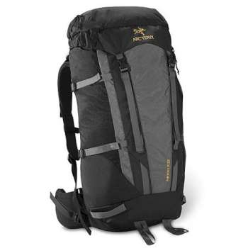 photo: Arc'teryx Needle 55 weekend pack (50-69l)