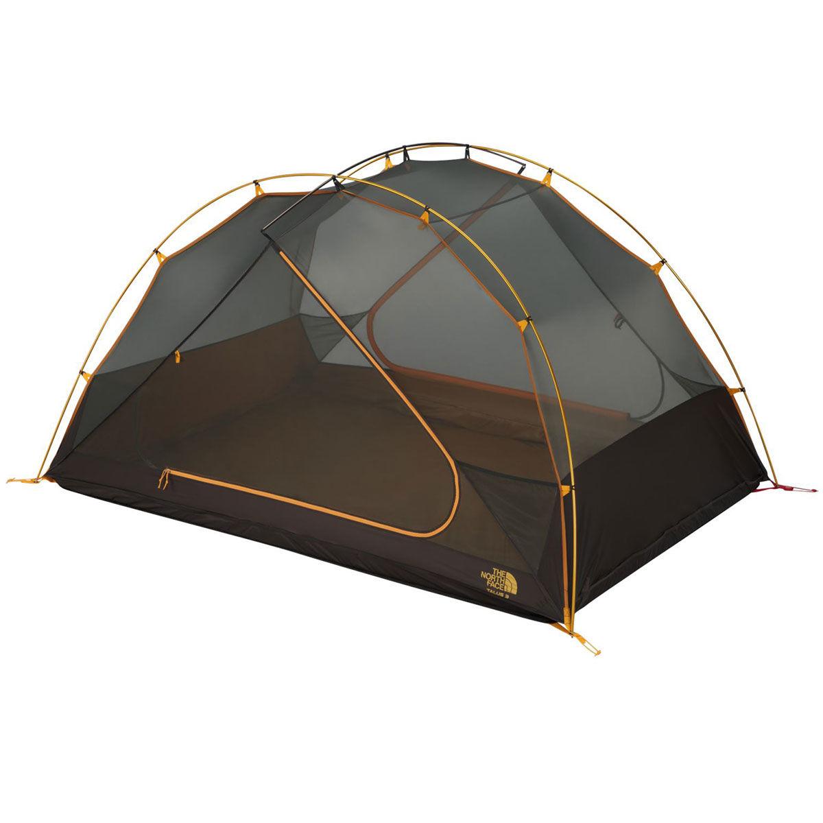 photo: The North Face Talus 3 three-season tent