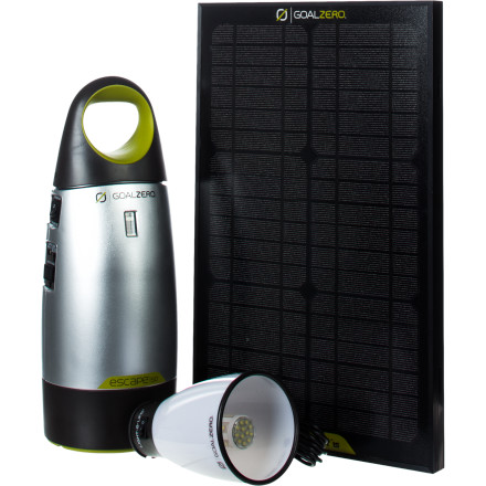 photo: Goal Zero Escape 150 Adventure Kit solar charger