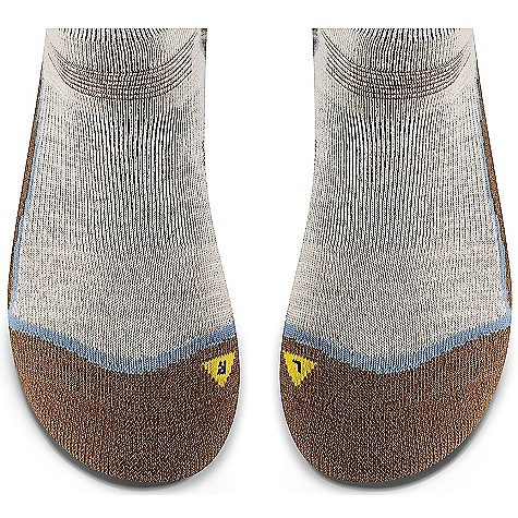 photo: Keen Women's Bellingham Crew Lite Sock hiking/backpacking sock