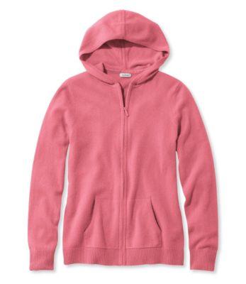 L.L.Bean Classic Cashmere Sweater, Hoodie