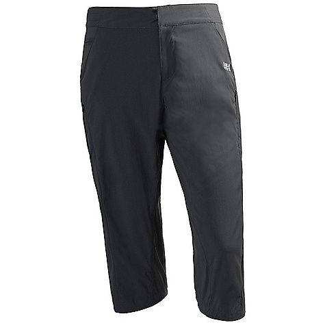 photo: Helly Hansen Symphony Capri hiking pant