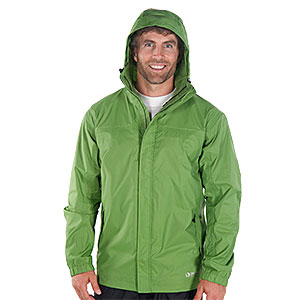 photo of a Gander Mountain waterproof jacket