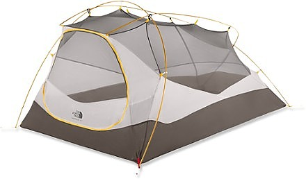 photo: The North Face Tadpole 2 three-season tent