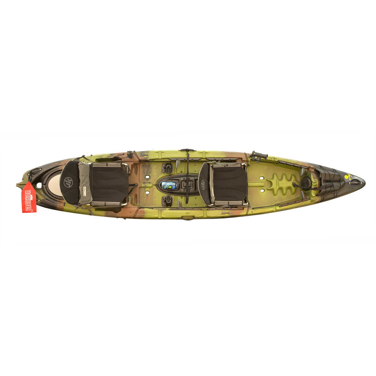 photo: Jackson Kayaks Big Tuna sit-on-top kayak