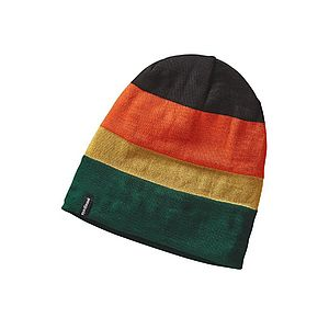 photo: Patagonia Slopestyle Beanie winter hat