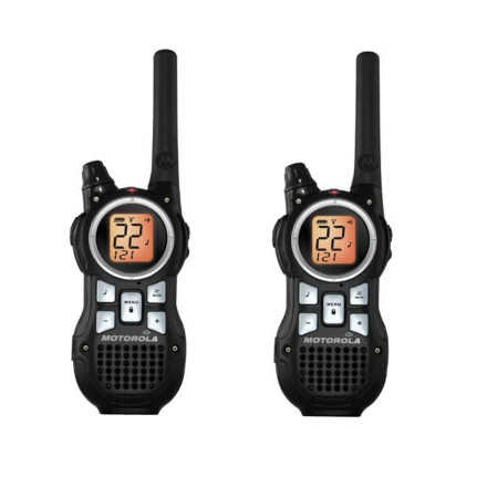 photo: Motorola Talkabout MR350R 2-Way Radios radio