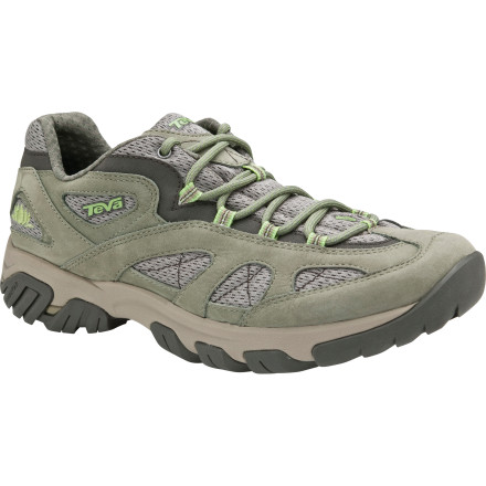 photo: Teva Genea trail shoe