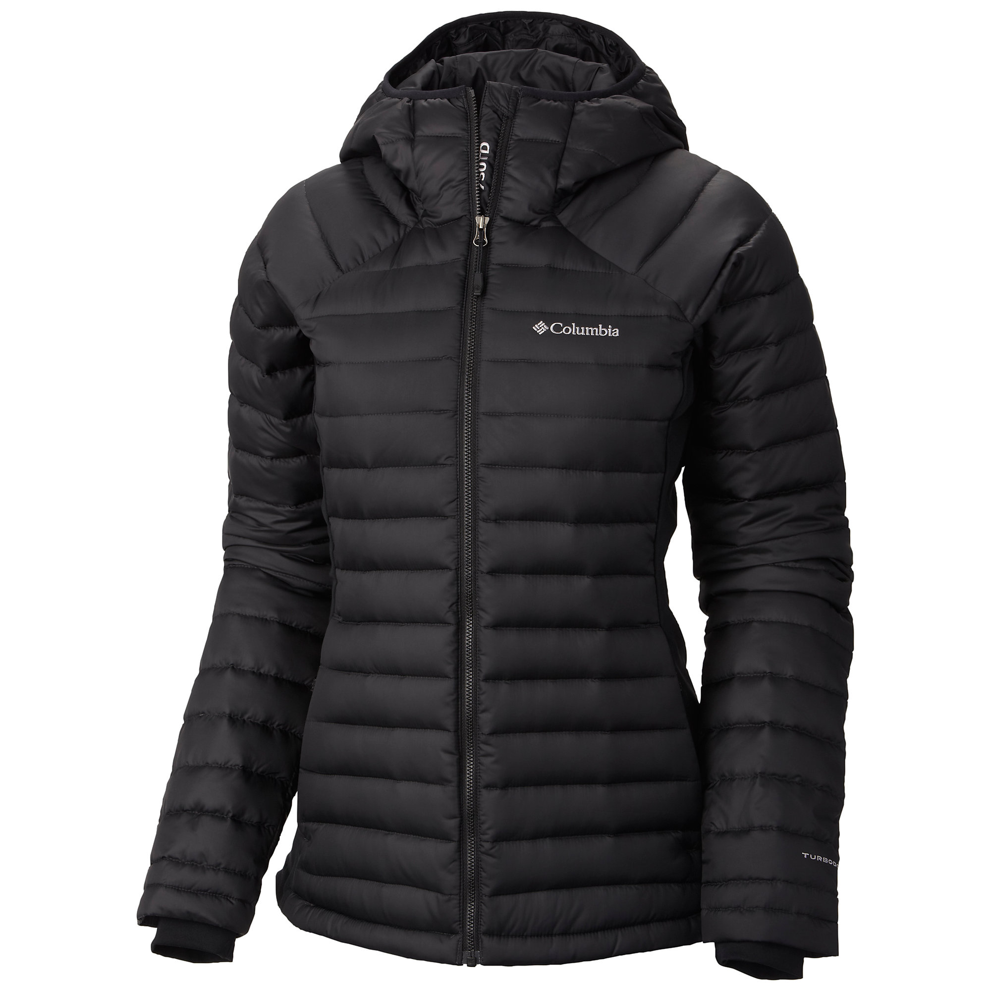 Columbia Gold 750 TurboDown Hybrid Hooded