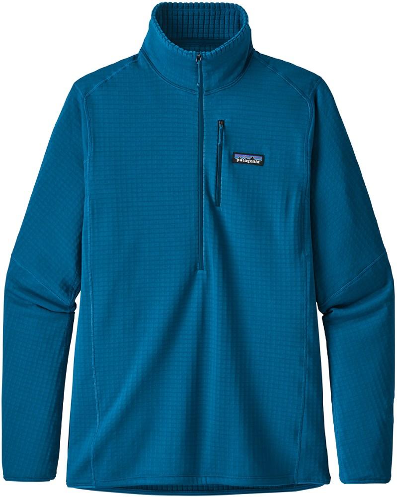 photo: Patagonia Men's R1 Pullover fleece top