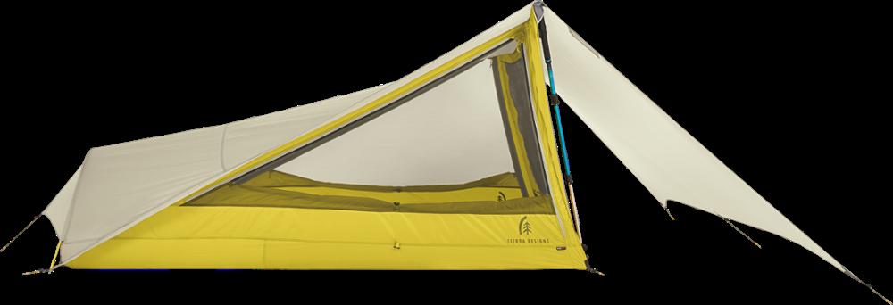 photo: Sierra Designs Tensegrity 2 FL three-season tent