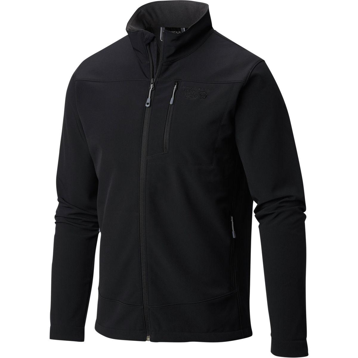 photo: Mountain Hardwear Fairing Softshell Jacket soft shell jacket