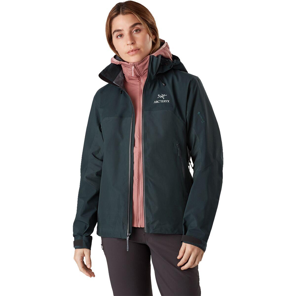 photo: Arc'teryx Women's Beta AR Jacket waterproof jacket