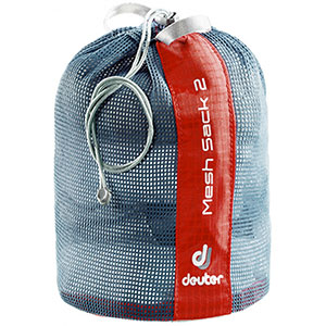 photo: Deuter Mesh Sack 2 stuff sack