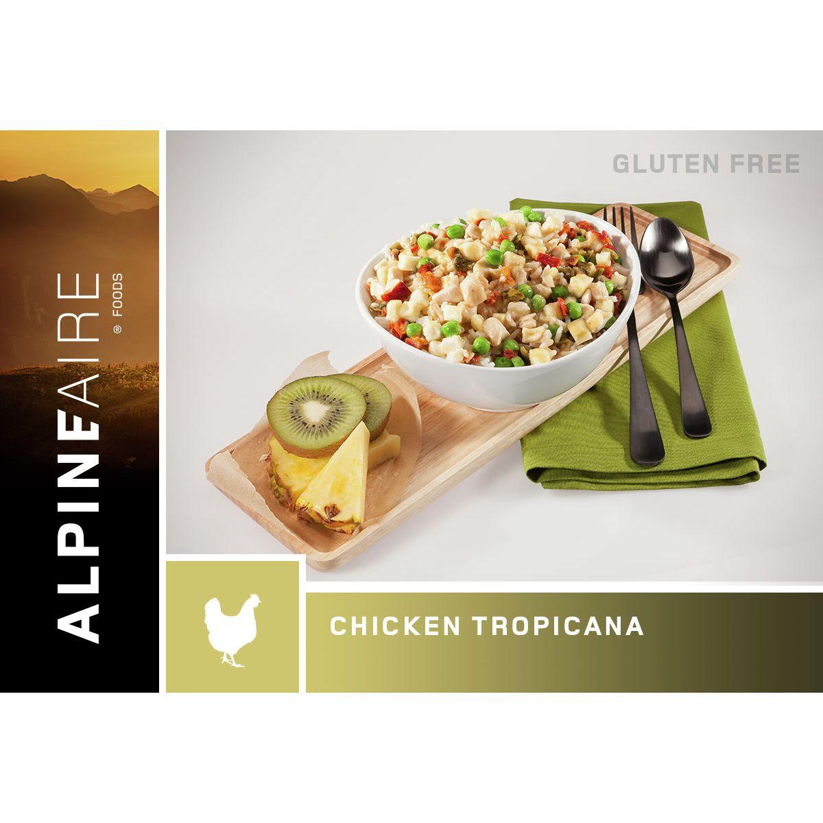 photo: AlpineAire Foods Chicken Tropicana meat entrée