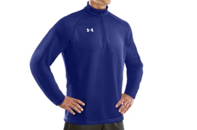 photo: Under Armour Scout 1/4 Zip Pullover long sleeve performance top