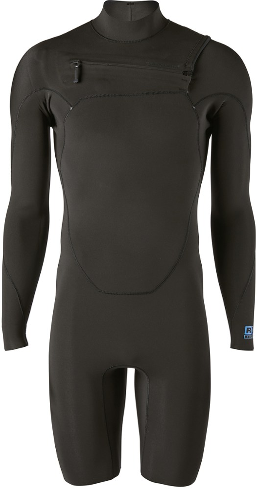 photo: Patagonia R1 Lite Yulex Front-Zip Long-Sleeved Spring Suit wet suit
