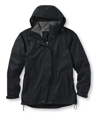 photo: L.L.Bean Stowaway Jacket waterproof jacket