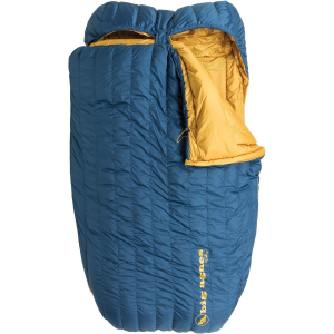 photo: Big Agnes King Solomon 15° 3-season down sleeping bag