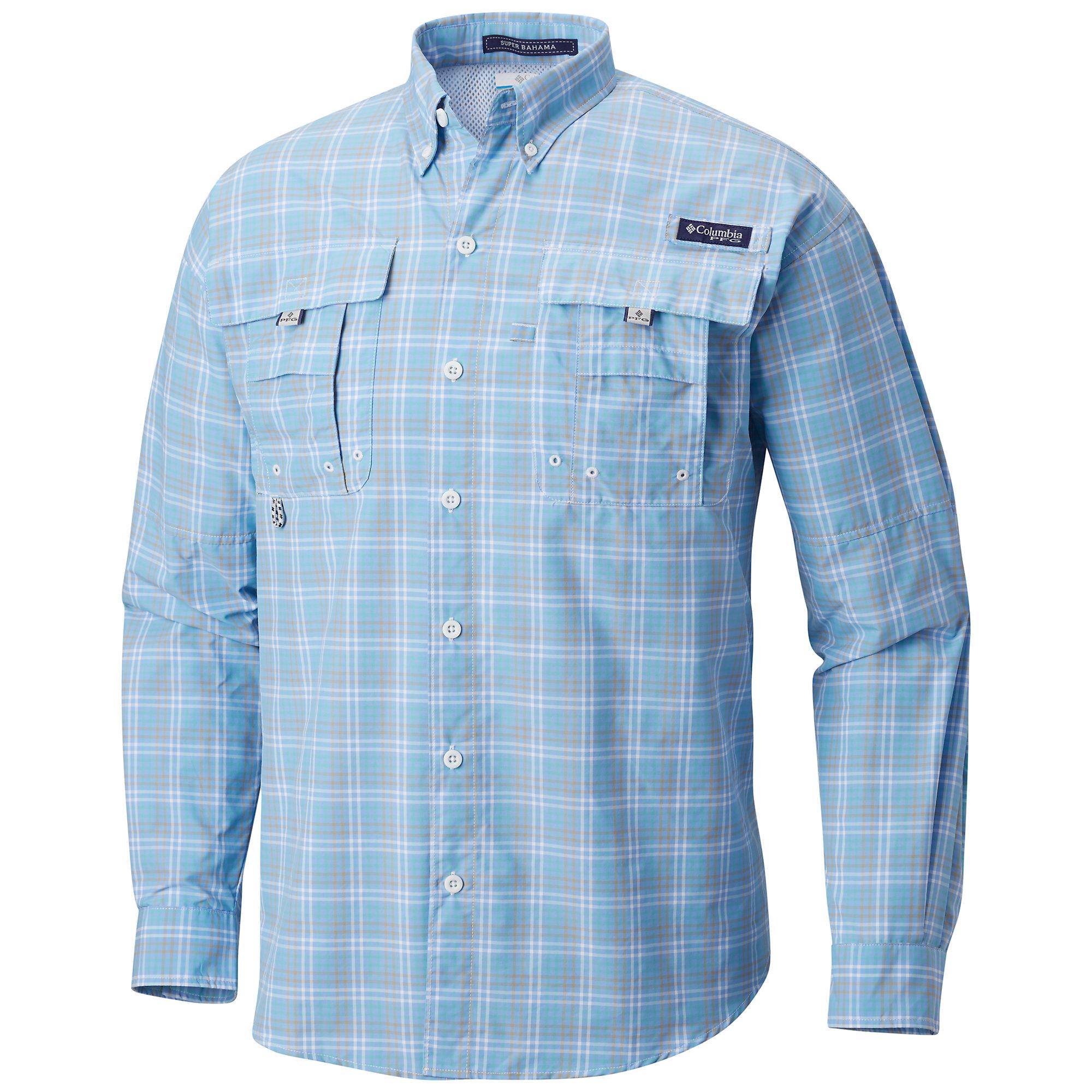 Columbia Super Bahama Long Sleeve Shirt