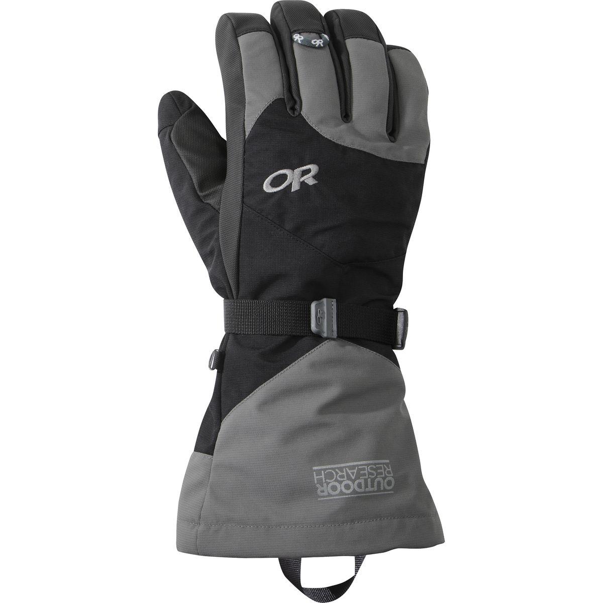 photo: Outdoor Research Meteor Gloves waterproof glove/mitten