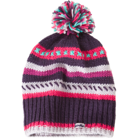 photo: Oakley Multistripe Beanie winter hat