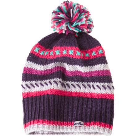 photo: Oakley Multistripe Beanie winter hat