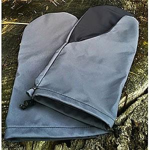 photo: Borah Gear eVent Rain Mitts waterproof glove/mitten