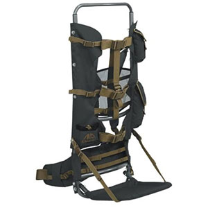 photo: ALPS Mountaineering Commander external frame backpack