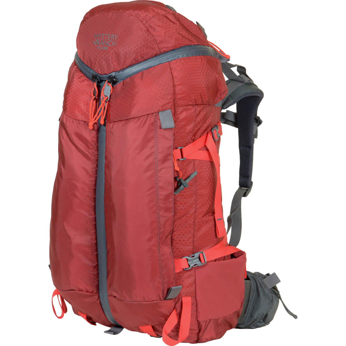 photo: Mystery Ranch Flume weekend pack (50-69l)