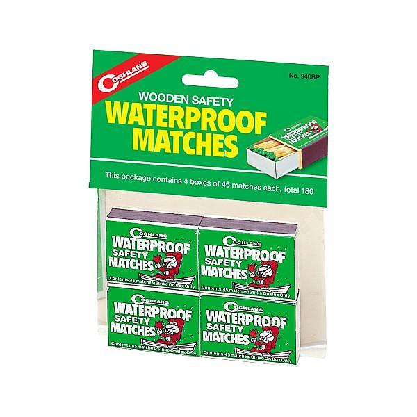 photo: Coghlan's Waterproof Matches fire starter