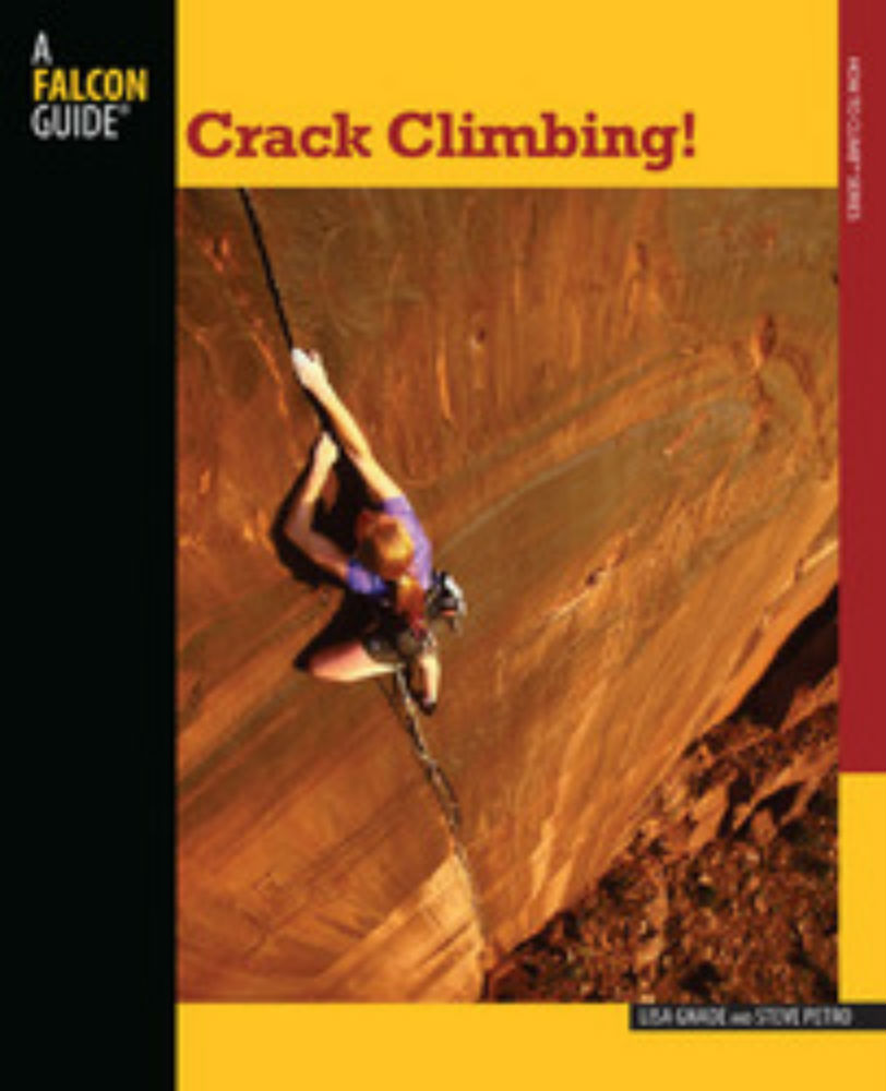 Falcon Guides Crack Climbing