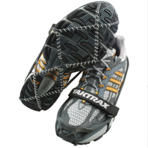 photo: Yaktrax Pro traction device