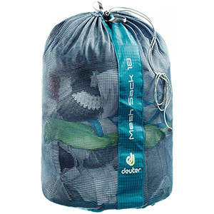 photo: Deuter Mesh Sack 18 stuff sack