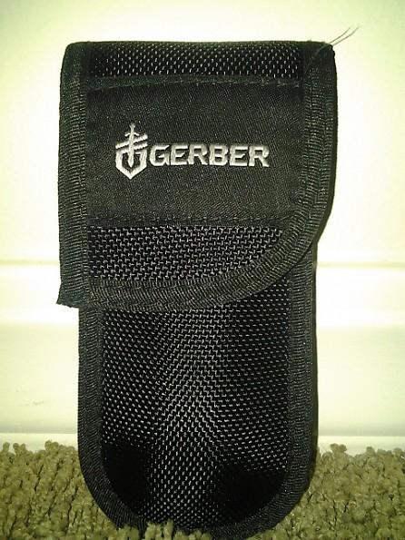 Gerber Profile Fine Edge Drop Point