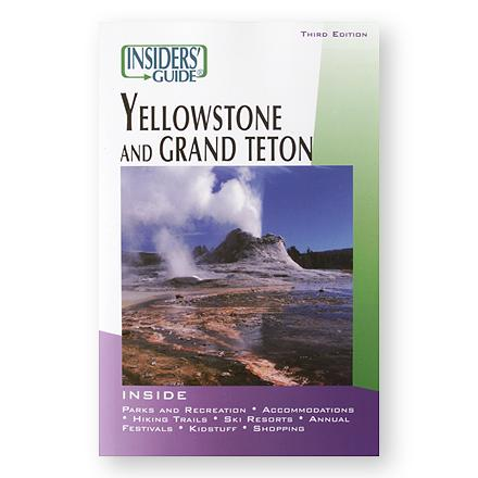 Globe Pequot Insiders' Guide to Yellowstone and Grand Tetons