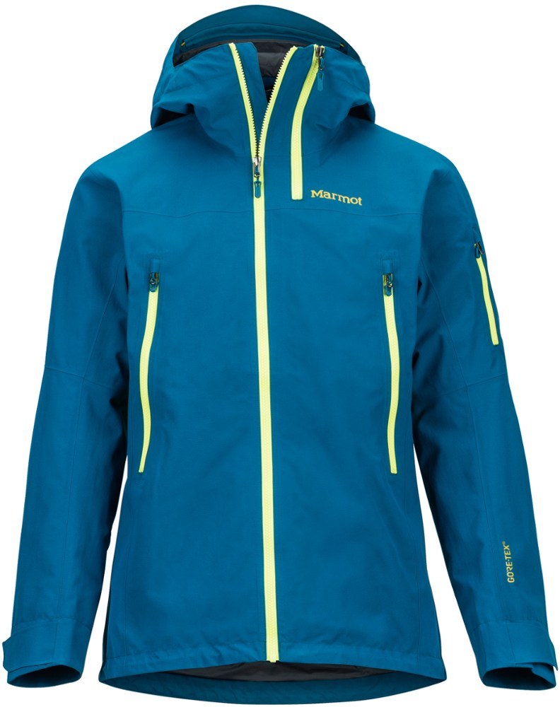 photo: Marmot Men's Freerider Jacket snowsport jacket