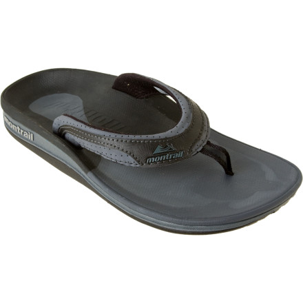 photo: Montrail Women's Lithia Loop flip-flop
