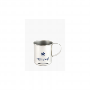 photo: Snow Peak Single Wall Stainless Steel Cup cup/mug