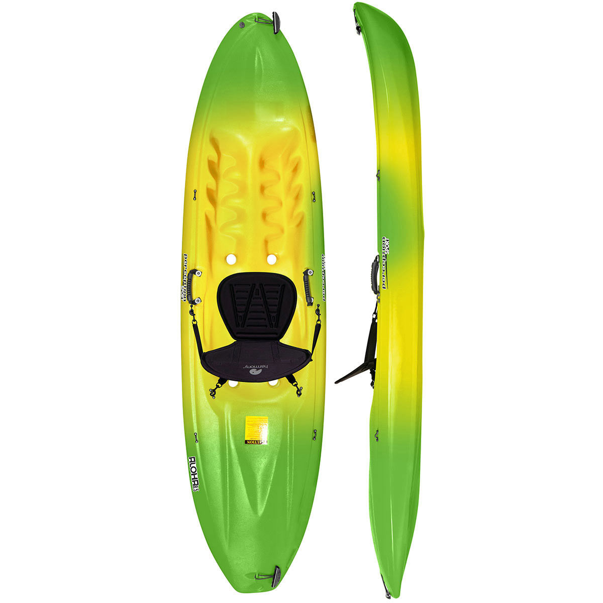 photo: Perception Aloha 8.5 recreational kayak